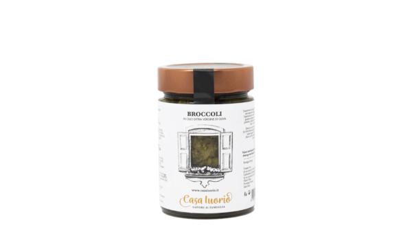 Broccoli sottolio