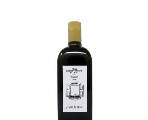 Olio extra vergine di oliva 75ml