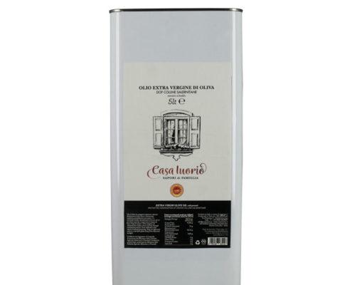 Olio exra vergine di oliva 5l