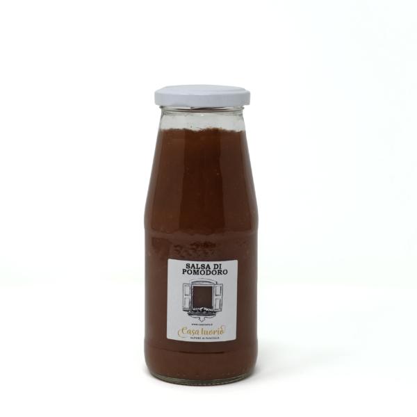 Salsa tomato puree