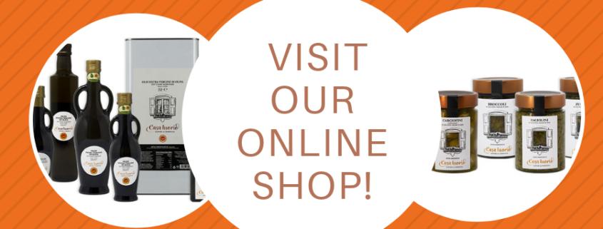 Casa Iuorio's online shop