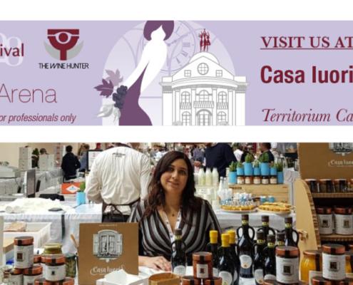 Casa Iuorio al Merano Wine Festival 2019