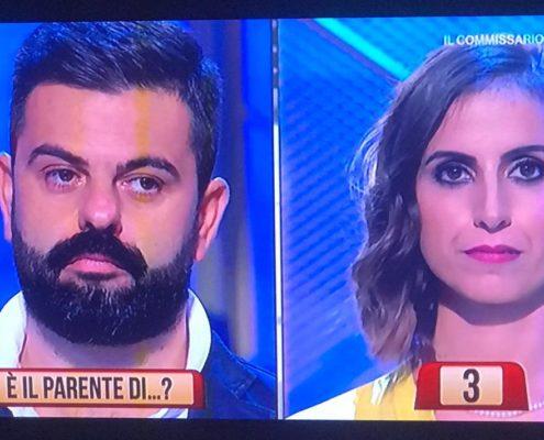 Claudio e Mirella a confronto