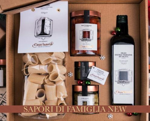 Gift Box Sapori di Famiglia new