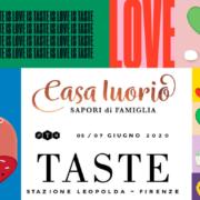 Casa Iuorio al Taste Firenze 2020
