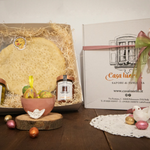 Gift Box Pizza a Pasqua